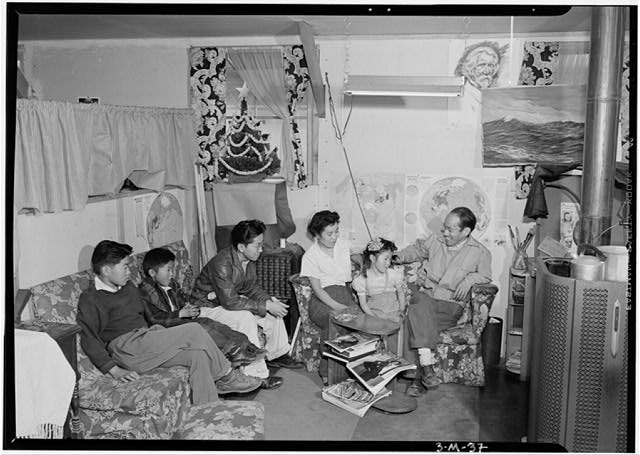 Inside Japanese American Internment Camps Images from Manzanar |...